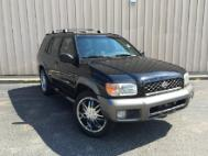 1999 Nissan Pathfinder LE - 1999.5