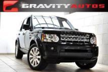 2013 Land Rover LR4 HSE