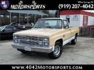 1983 Chevrolet C/K 10 Series C10