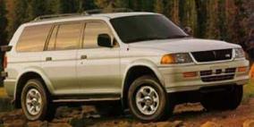 1997 Mitsubishi Montero Sport LS