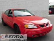 2001 Pontiac Grand Am SE