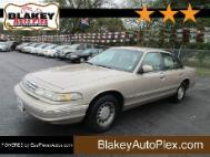 1997 Ford Crown Victoria LX