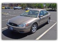 2004 Ford Taurus SE