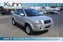 2009 Hyundai Tucson Limited I4