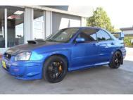 2005 Subaru Impreza WRX STi WRX STI