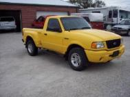 2003 Ford Ranger Edge