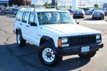 1989 Jeep Cherokee Base