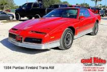 1984 Pontiac Firebird Trans Am