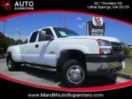 2005 Chevrolet Silverado 3500 LT-Dual Rear Wheel