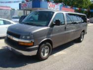 2011 Chevrolet Express LT 3500