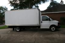 2004 GMC Savana Cargo