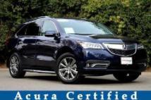 2016 Acura MDX w/Advance