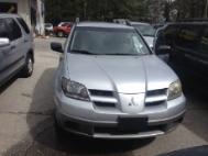2004 Mitsubishi Outlander LS