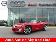 2008 Saturn Sky Red Line