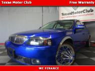2003 Lincoln LS Sport
