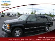 1998 Chevrolet Suburban K1500