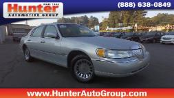 2000 Lincoln Town Car Cartier L