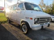 1992 Chevrolet Chevy Cargo Van G20