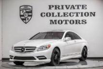 2013 Mercedes-Benz CL-Class CL 550 4MATIC