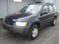 2003 Ford Escape XLS Popular