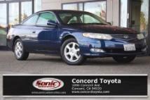 2003 Toyota Camry Solara SLE
