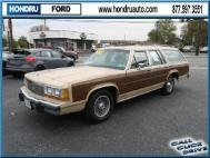 1989 Ford LTD Crown Victoria Country Squire LX