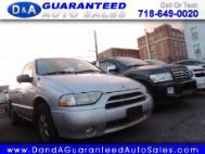 2002 Nissan Quest GXE