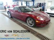 2007 Chevrolet Corvette 2LT Conv 6-Speed w/Chromes