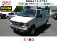 2007 Ford E-Series Van E-150