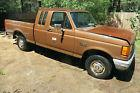 1988 Ford F-150 Custom 4x4 Extended Cab