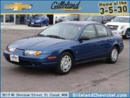 2001 Saturn S-Series SL2