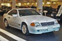 1993 Mercedes-Benz 600-Class 600 SL