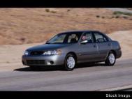 2001 Nissan Sentra XE