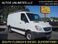 2012 Mercedes-Benz Sprinter Cargo 2500 144 WB
