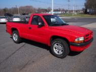 2002 Dodge Dakota Sport