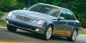 2004 Mercedes-Benz E-Class E500 4MATIC