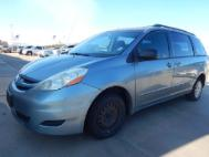 2006 Toyota Sienna CE CASH CAR SOLD AS IS