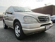 2001 Mercedes-Benz M-Class ML 320