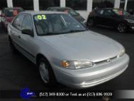 2002 Chevrolet Prizm Base