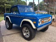 1971 Ford Bronco COMPLETE RESTORATION, PRISTINE,  56K ORIGINAL MILES!