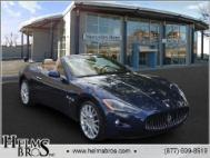 2012 Maserati GranTurismo Base