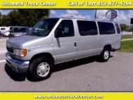 2001 Ford E-Series Wagon E-350 Extended