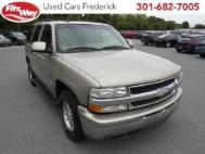 2003 Chevrolet Tahoe Base