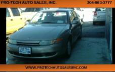 2002 Saturn L-Series L100
