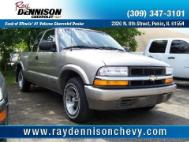 1999 Chevrolet S-10 LS Extended Cab