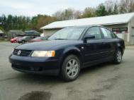 1999 Volkswagen Passat GLS 1.8T