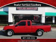 1999 Nissan Frontier XE King Cab 2WD