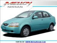 2005 Chevrolet Aveo LS