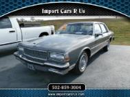 1989 Chevrolet Caprice Classic Brougham