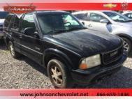 1998 Oldsmobile Bravada Base